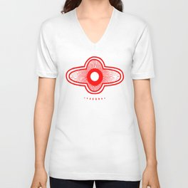 Healing Symbol Unisex V-Neck
