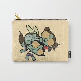 Three Little Sisters Carry-All Pouch