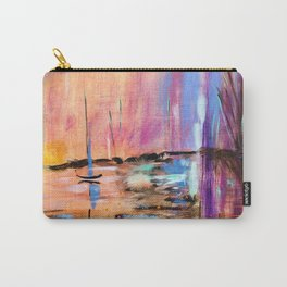 New Jersey Sunset Carry-All Pouch