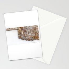 Weathering Oklahoma Stationery Cards