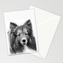 Shetland Sheepdog Stationery Cards
