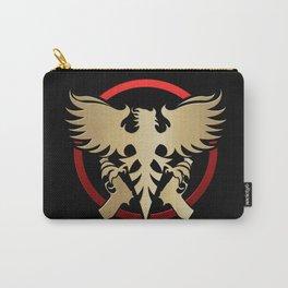 Phoenix with pistols emblem Carry-All Pouch