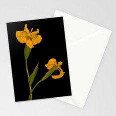 Wild Summer Iris II Stationery Cards