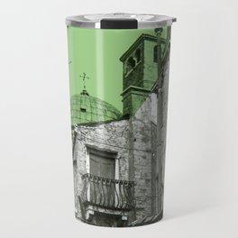 green Venice Travel Mug