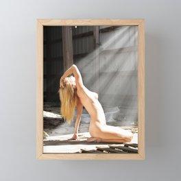 Bathed in Sunlight (1) Framed Mini Art Print