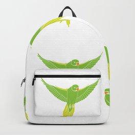 Wild Parrots of East Austin Backpack
