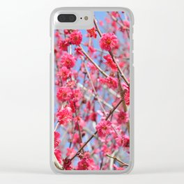 Japanese Spring #1 Clear iPhone Case
