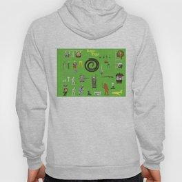 BoysToys Green (old fashion) Hoody