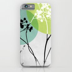 Abstract Flowers 2 iPhone 6 Slim Case