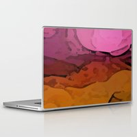 sunrise Laptop & iPad Skins featuring Sunrise by Paul Kimble