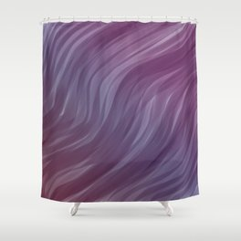 Abstract painting color texture 3 Shower Curtain