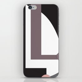 Simply black and white? Not always…. iPhone Skin