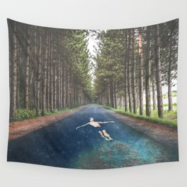 FORREST RIVER Wall Tapestry