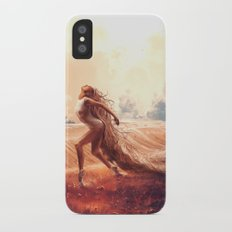 ARIES from the Dancing Zodiac iPhone X Slim Case
