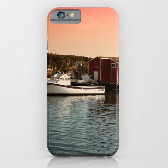 Fishing Boat iPhone & iPod Case