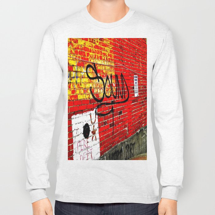 Wall of Sound Long Sleeve T-shirt