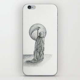 Lonely Soul iPhone Skin