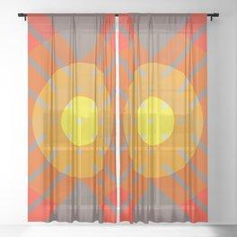 Blossom 06 Sheer Curtain