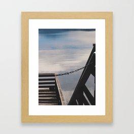Calm Waters Framed Art Print