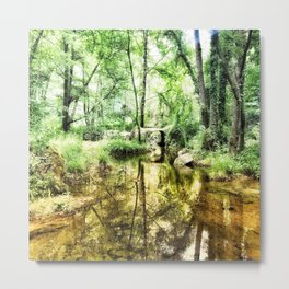 Forest of Youth Metal Print