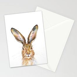 HARE Stationery Cards