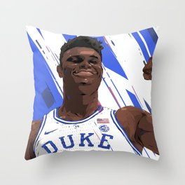 ACC Series - Zion Williamson Throw Pillow