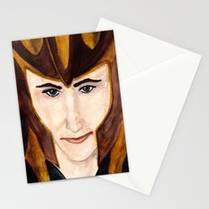 Loki Laufeyson Stationery Cards