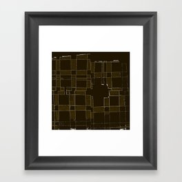 NUMERIS Framed Art Print