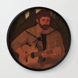Joel (The Last of Us) Wall Clock