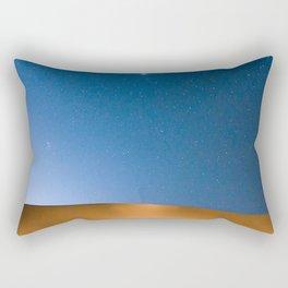 1000 nights camp oman 4 Rectangular Pillow