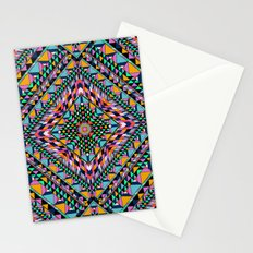 Triangle Takeover Stationery Cards