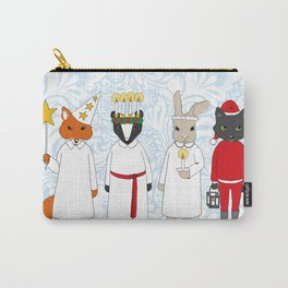 Swedish Christmas 1 Carry-All Pouch