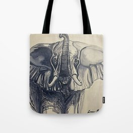 Trunks Up Tote Bag