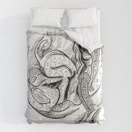 Anatomy Of Sex Comforters