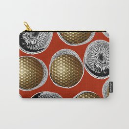 RED, WHITE & GOLD Carry-All Pouch