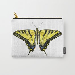 Western Tiger Swallowtail Butterfly Carry-All Pouch