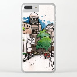 Philippines : Santa Cruz Church Clear iPhone Case
