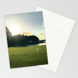 Tee Views Stationery Cards