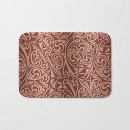 Celtic Warlord copper Bath Mat