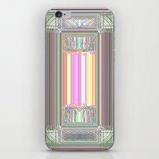 Moderne Glitch iPhone & iPod Skin
