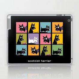 Different Scottie Laptop & iPad Skin