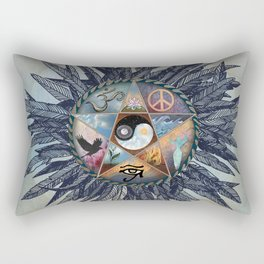 All Tribes Heed the Call Rectangular Pillow
