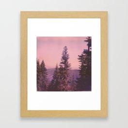 Grants Pass Framed Art Print