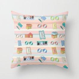 Tra Throw Pillow