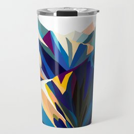 Mountains cold Travel Mug