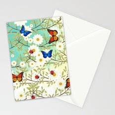 Tiny creatures Stationery Cards