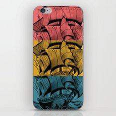 Bon Voyage! iPhone & iPod Skin