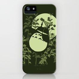Flying Toro iPhone Case