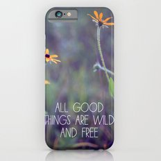 All Good Things (Daisy) iPhone 6s Slim Case