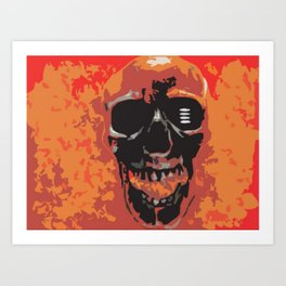 Apoch-666 Art Print
